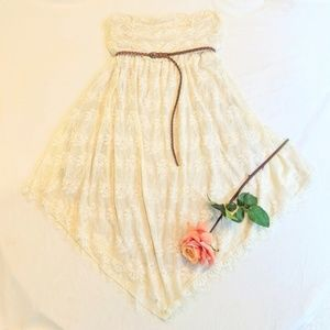 Handkerchief Skirt Dress
